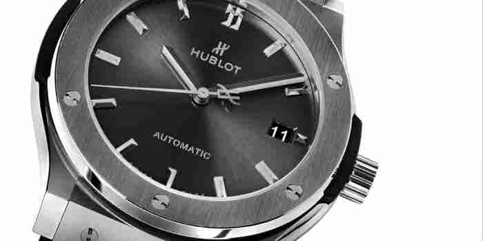 The Executive Selection: Hublot Classic Fusion