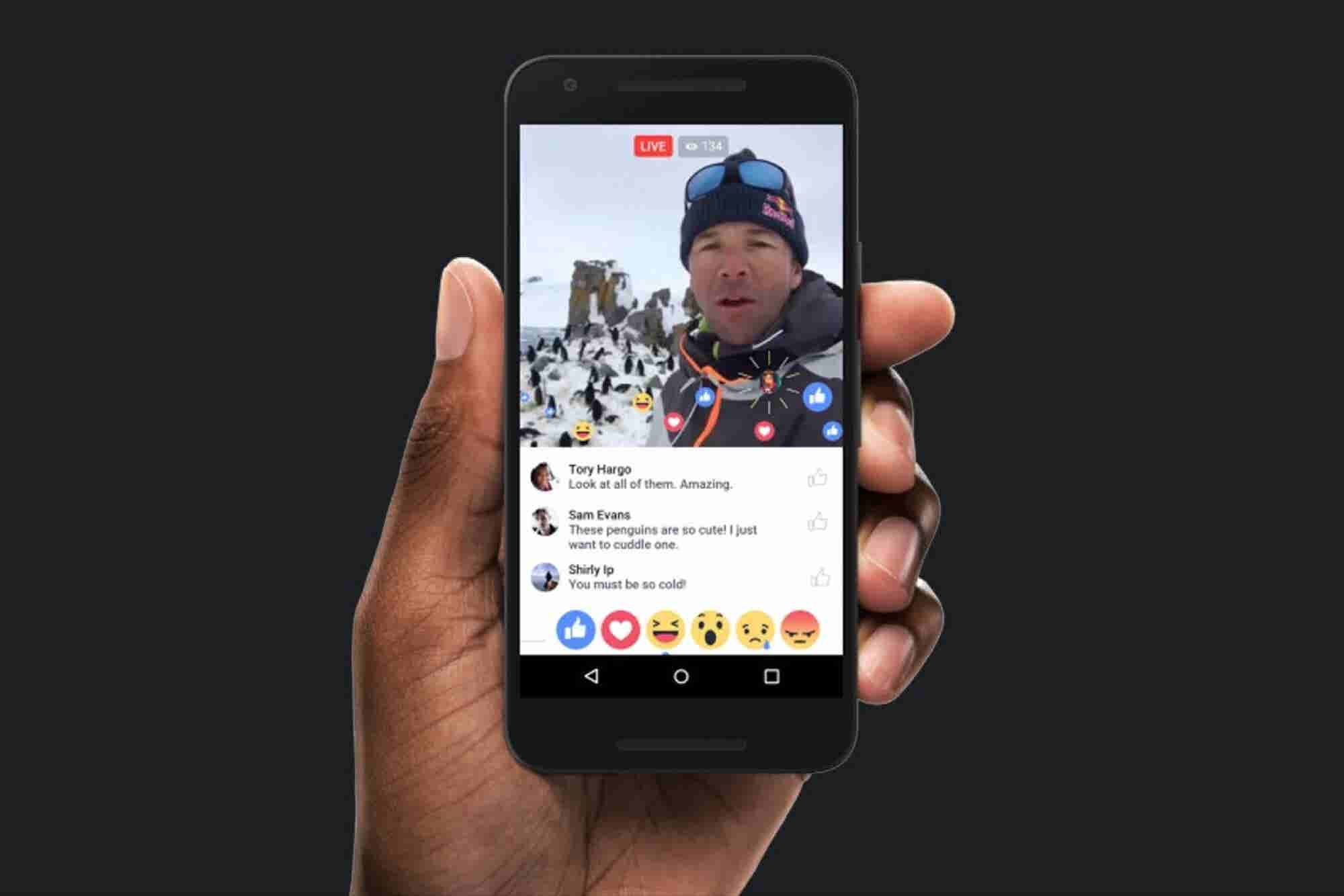 A Quick Guide to Using Facebook Live Video