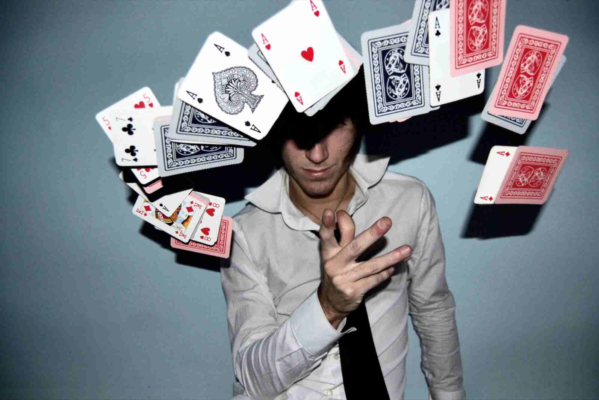 Entrepreneurs and Gamblers Have Much in Common