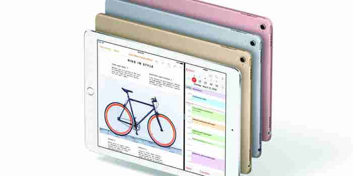 The Heavyweight: Apple's New iPad Pro