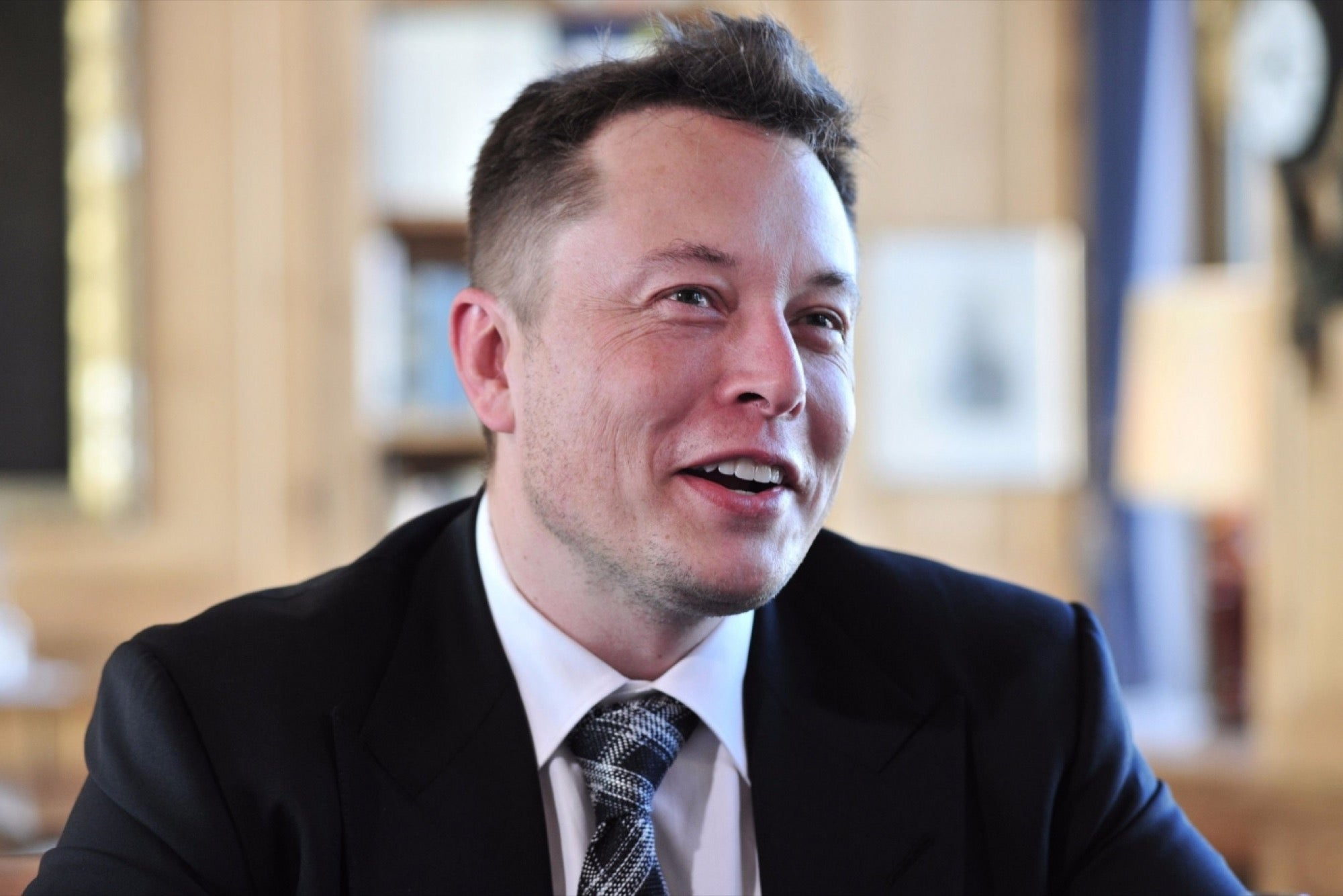 Elon Musk Nettovarallisuus