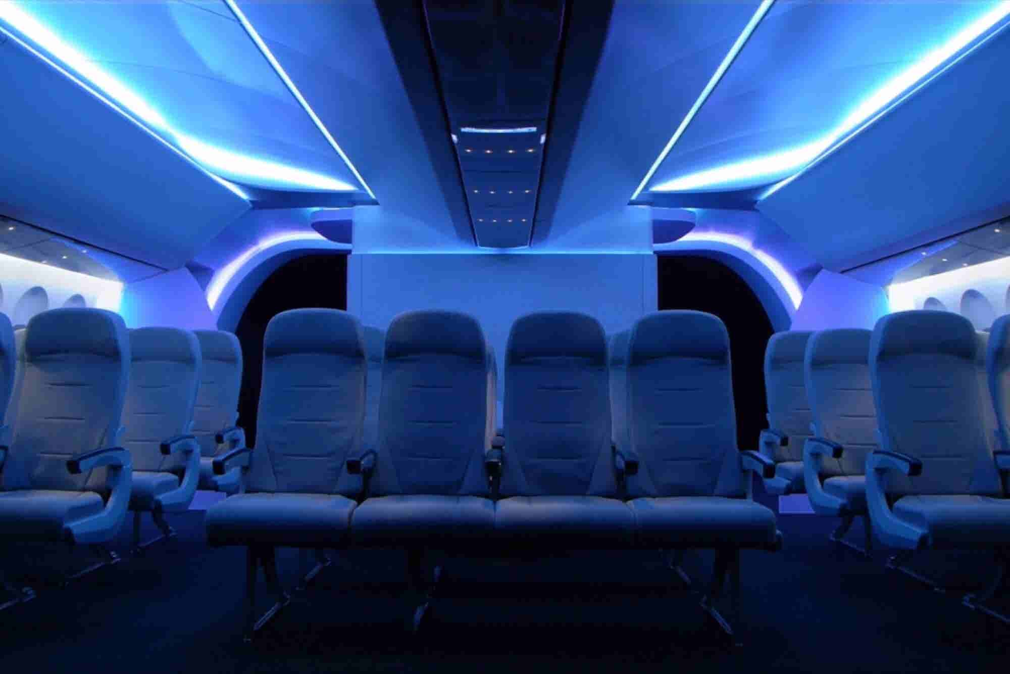 These 8 Innovative Airplane Design Winners Are the Stuff of Travelers' Dreams