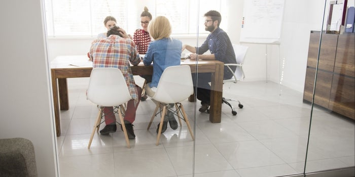 5 Reasons Why Start-ups Thrive in Co-working Spaces
