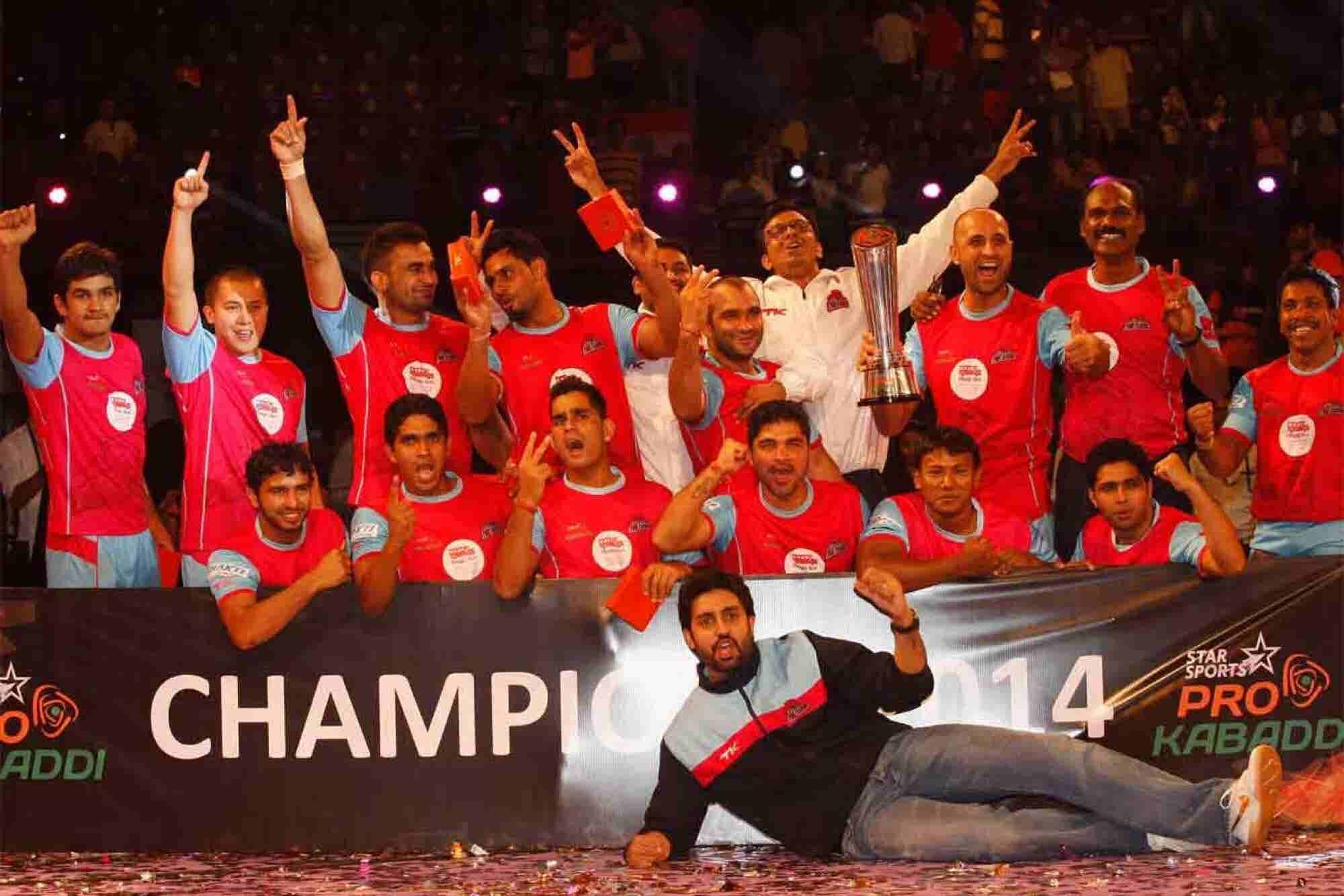 3 Leadership And Performance Lessons From 1st Winners of ProKabaddi
