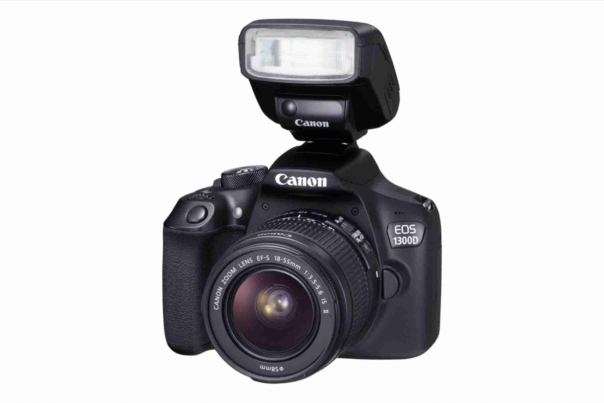 Picture This: Canon's New Entry-Level EOS DSLR
