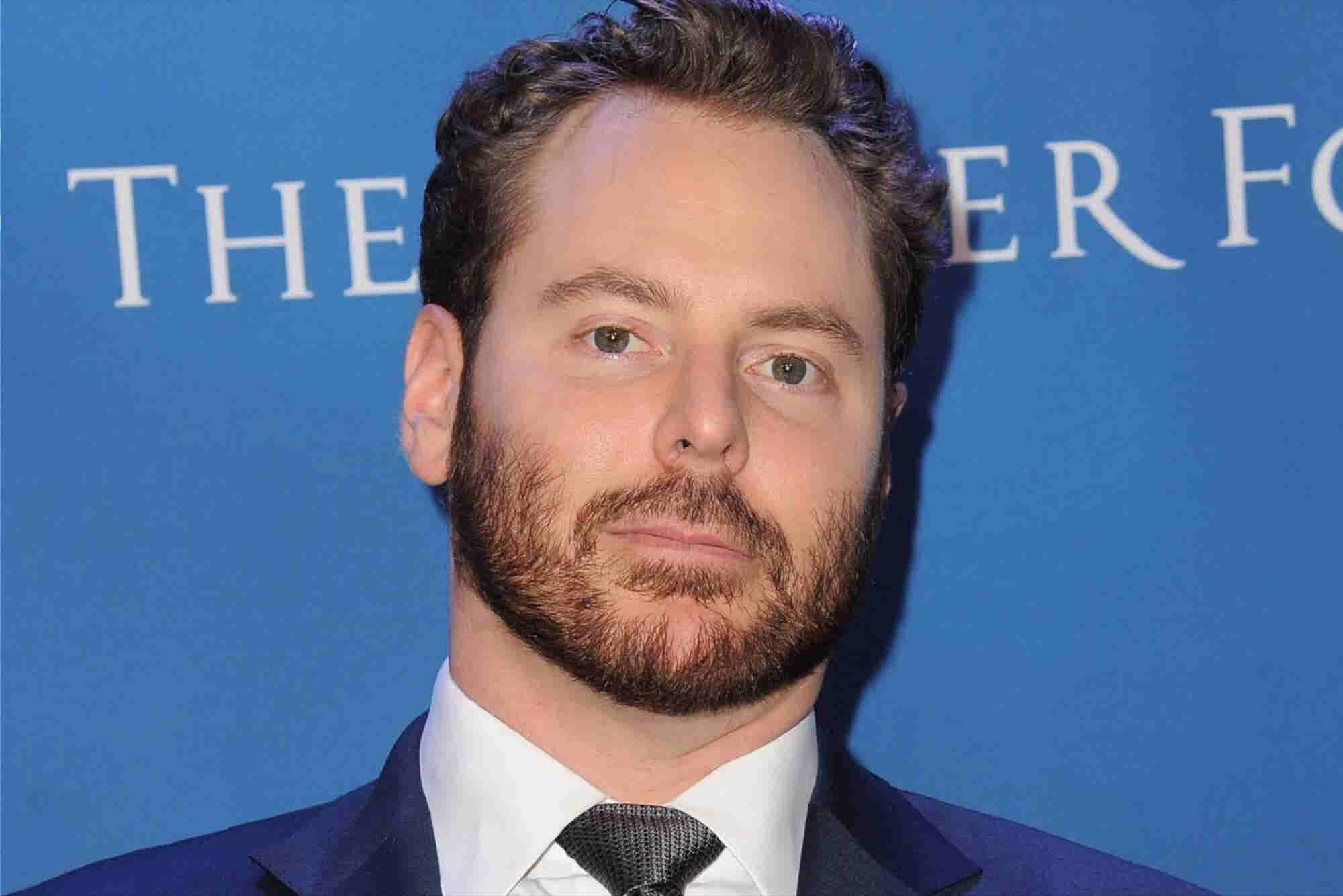 Sean Parker Donates $250 Million to Fight Cancer