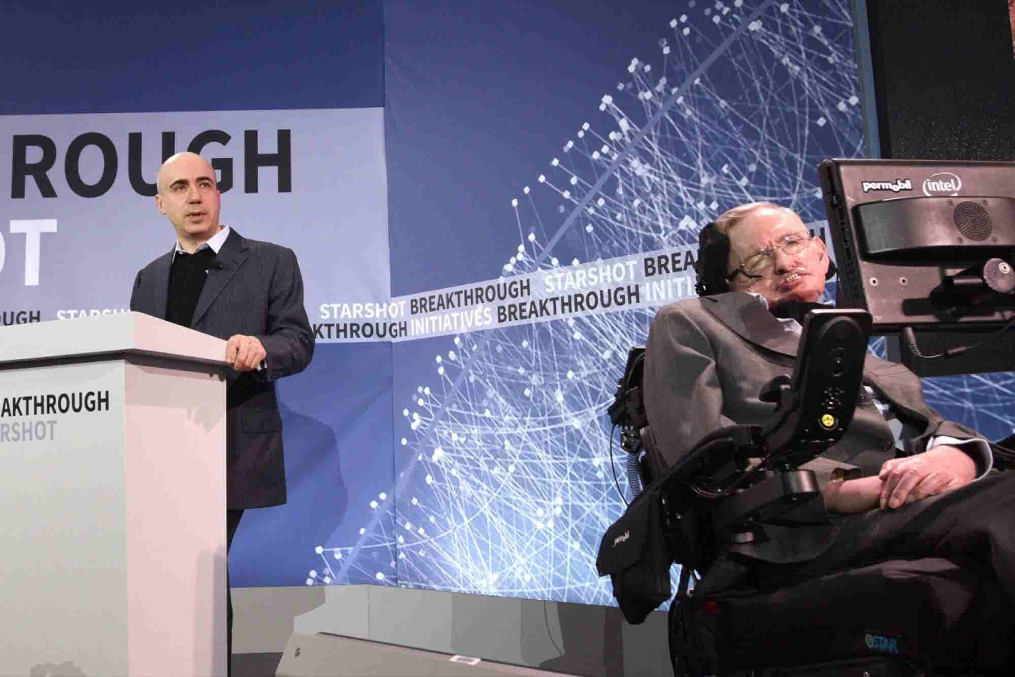 Stephen Hawking Teams With Billionaire Yuri Milner to Find an Earth-Like Planet