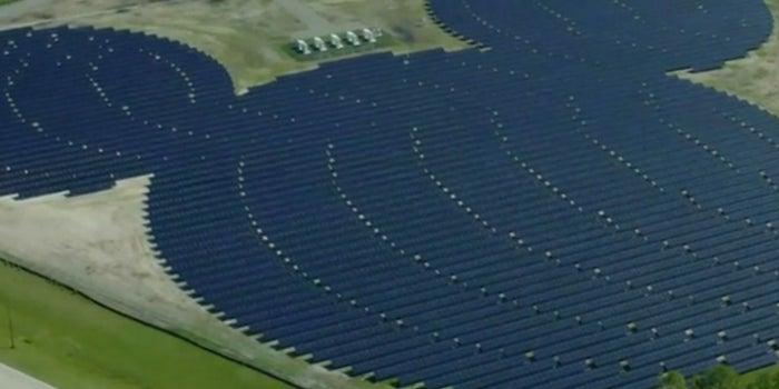 Disney World Installs On Brand Solar Panels In The Shape Of Mouse Ears