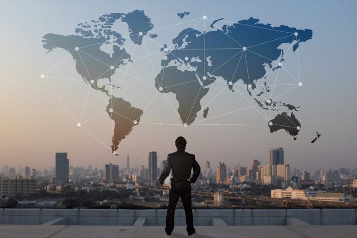 My Business Gets Referrals From All Over the World -- Here Are 4 Strategies for Building a Global Network