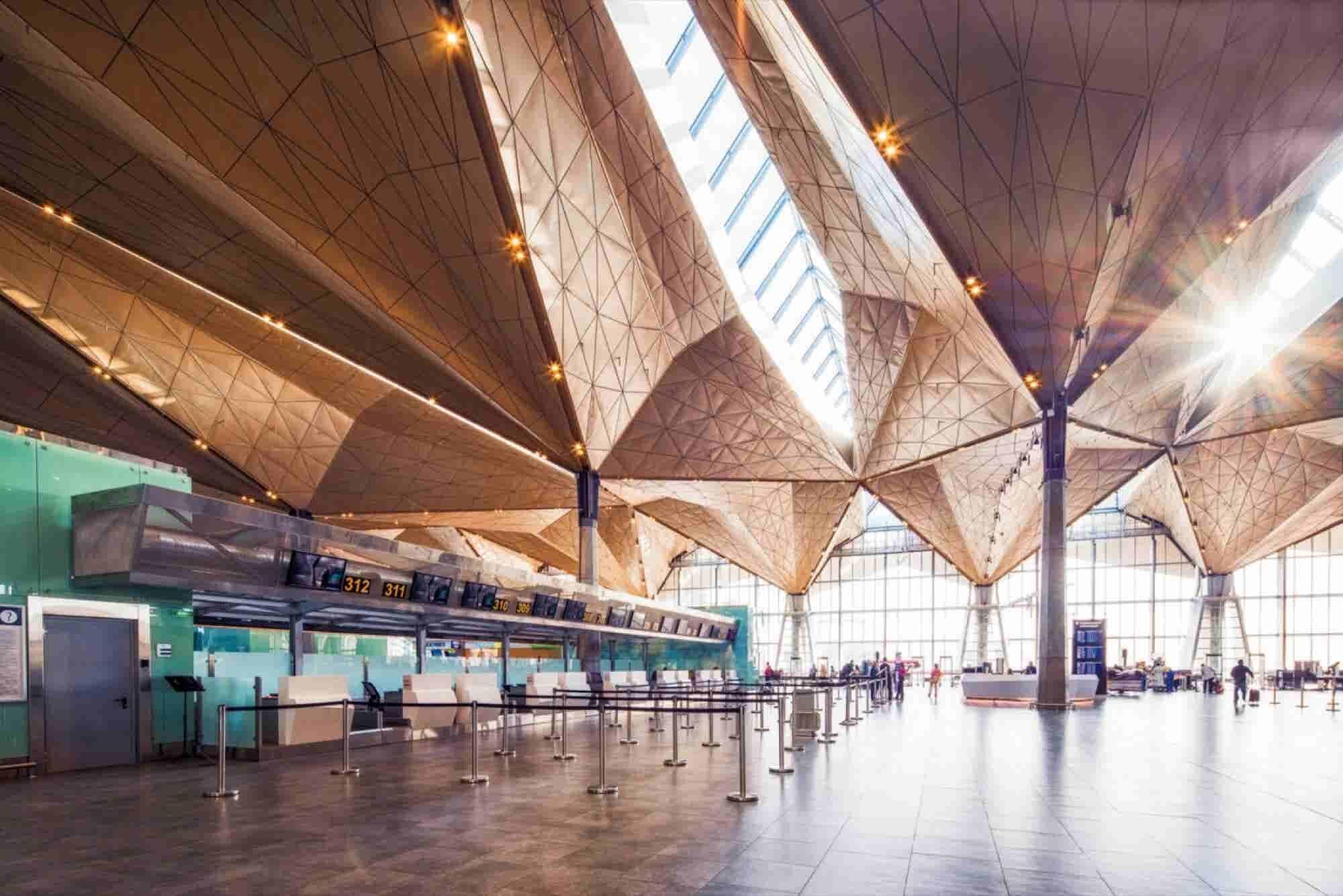 Business Travel Awards 2016: Best Terminal Design
