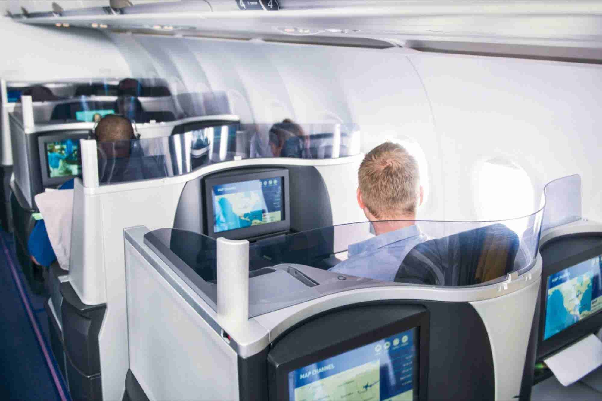 Business Travel Awards 2016: Best In-Flight Entertainment
