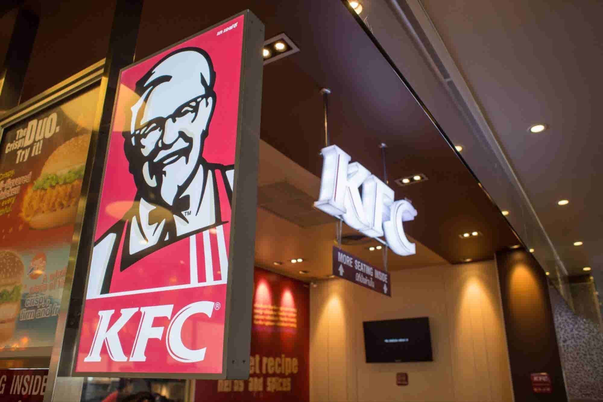 KFC Deleted This Not-Safe-for-Work Ad From Twitter After Just One Hour