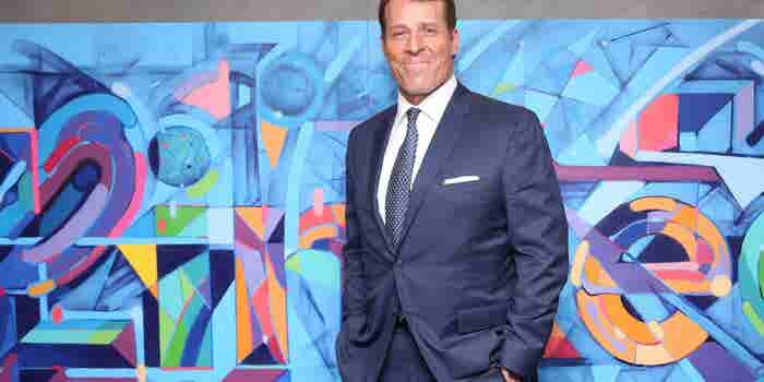 Tony Robbins: Take Control of Your Finances, and Take Control of Your Life