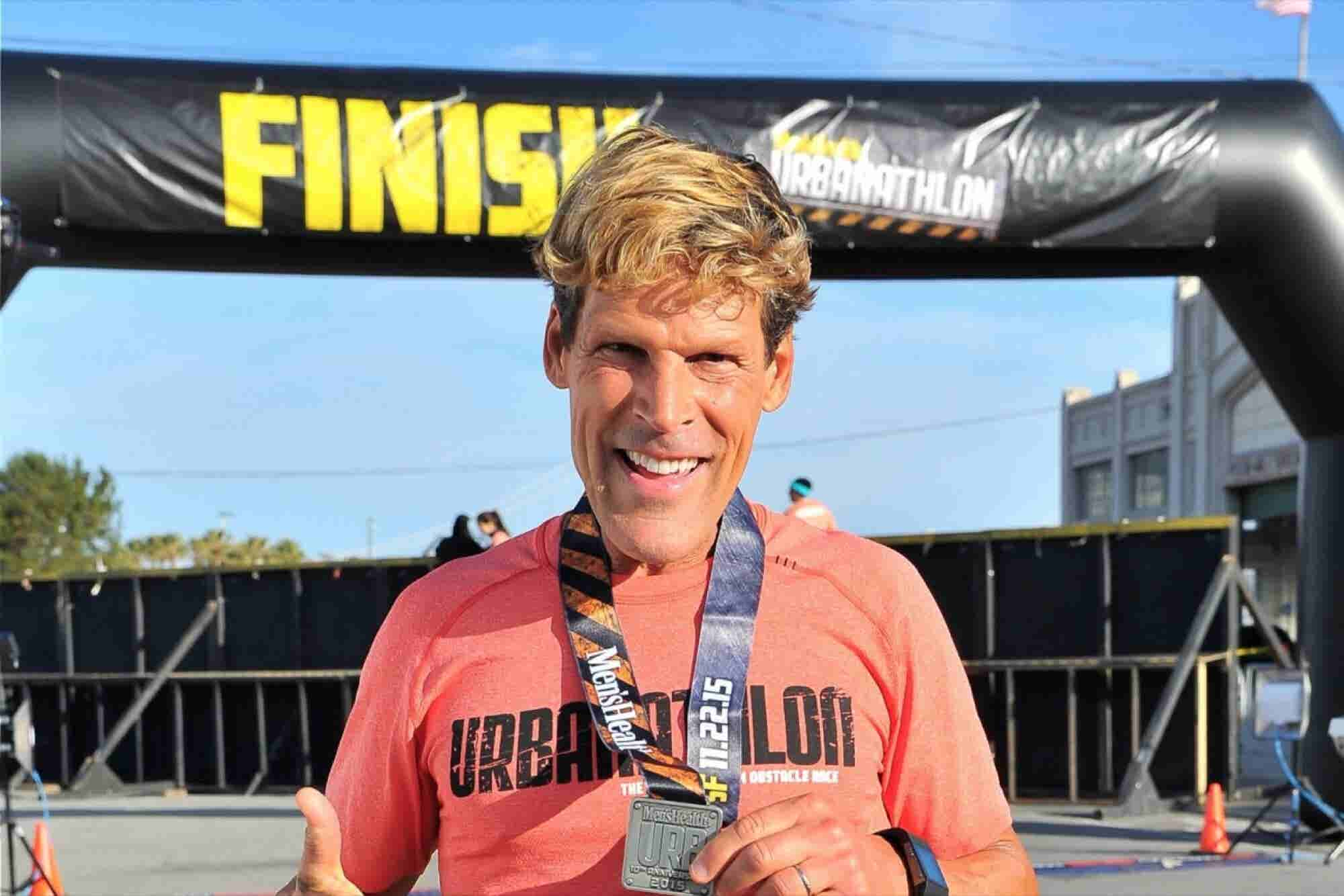 Ultra Marathoner Dean Karnazes Says That Greatness Is Shaped By Spectacular Failure
