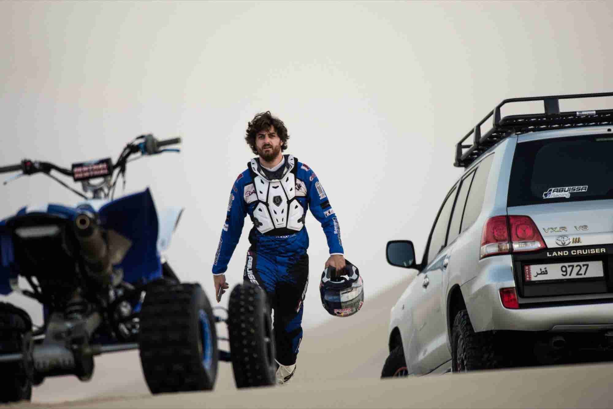 From Quad Racer to Investor and Entrepreneur: Mohamed Abu Issa Sets His Sights High