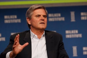 Steve Case Says Uber, Lyft Effect on Economy Show Work 'Innovation'