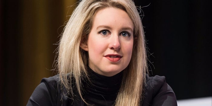 Blood-Testing Firm Theranos Under Investigation by Federal Prosecutors, SEC