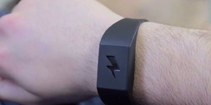 This Wearable Promises to Get You Out of Bed With Electric Shocks