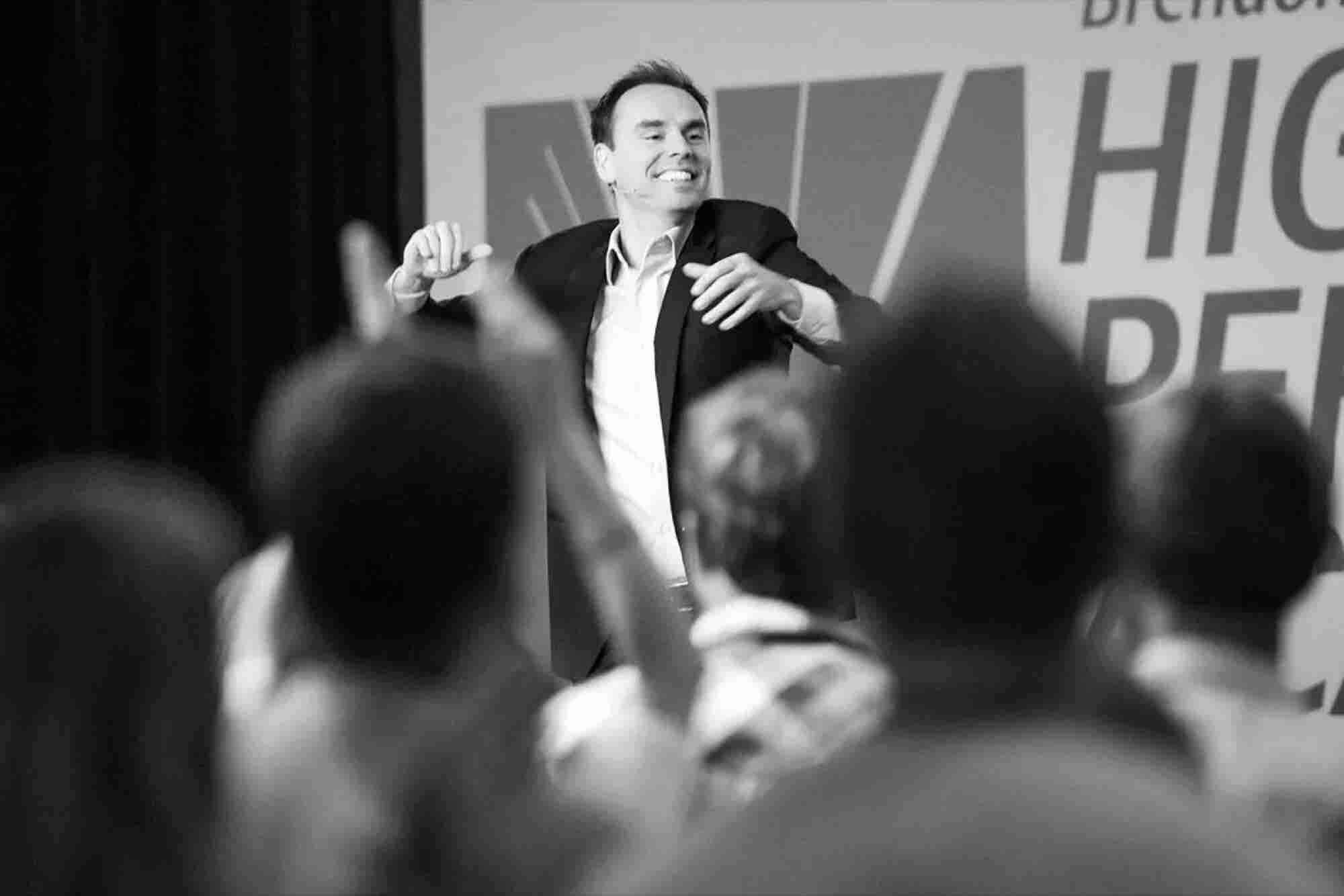 Infusionsoft, Salesforce, Brendon Burchard and Ken Courtright Have All Proved That Money Follows Mission