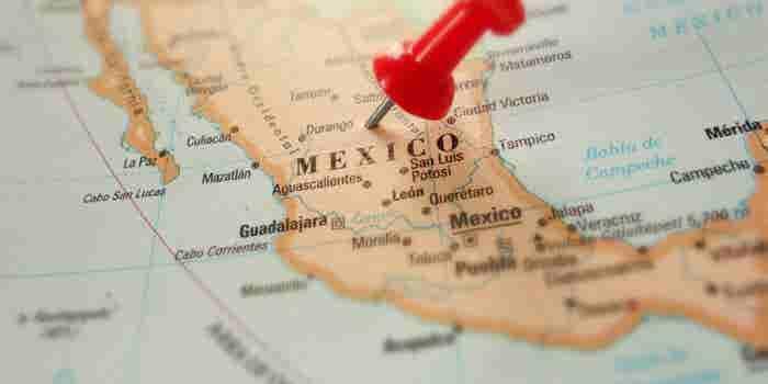 Las 8 zonas geográficas con más espíritu emprendedor en México