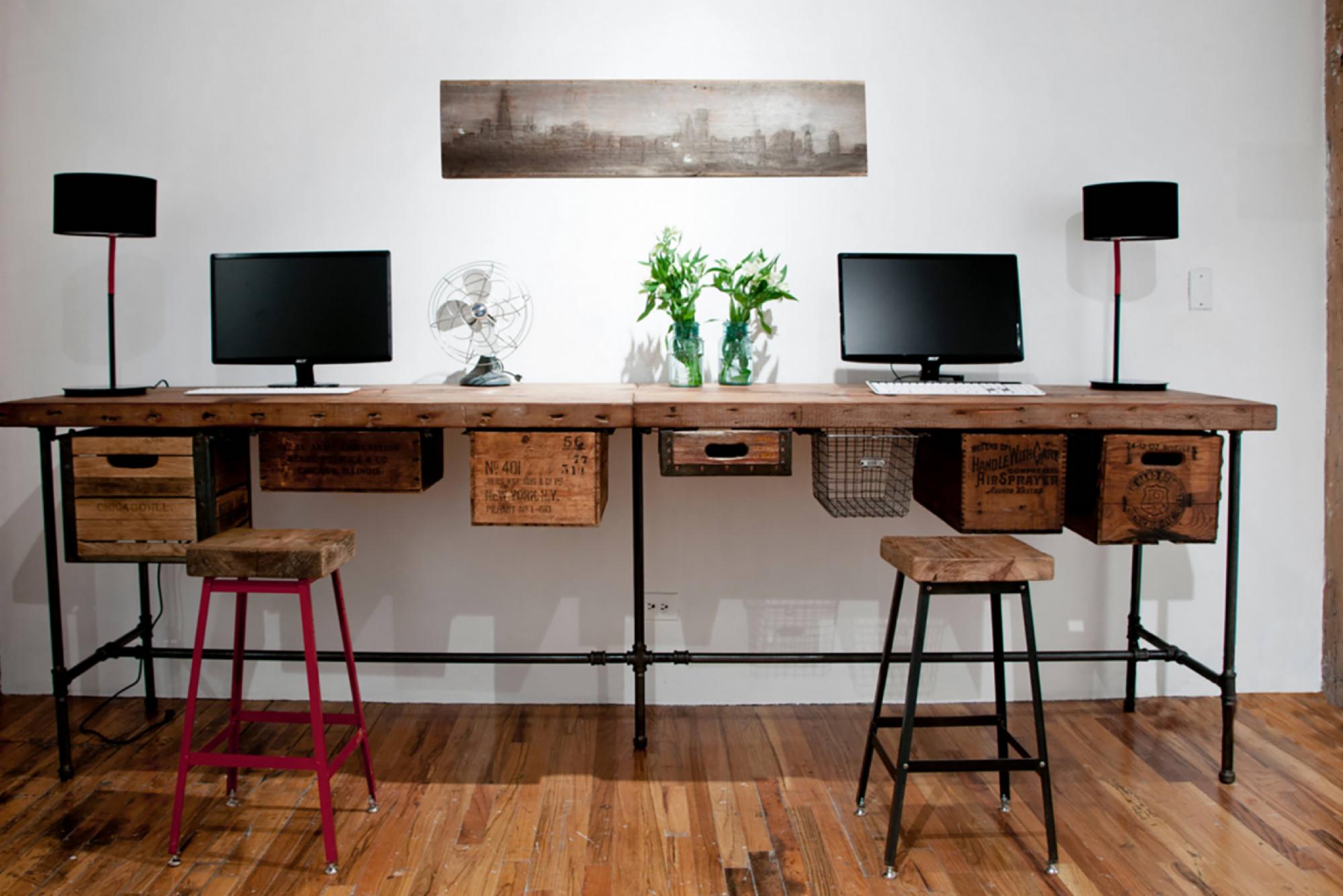 & 12 Ideas for Creative Desks