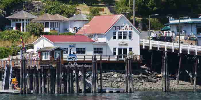 Why Orcas Island Taxi Is Getting Big Business From a Small Island