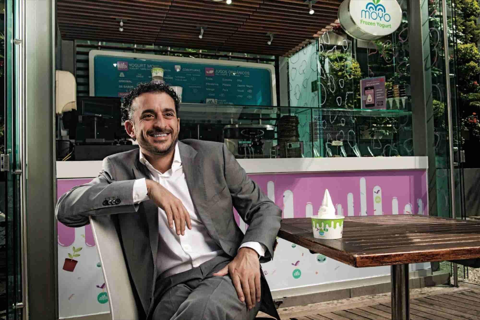 """Fredric Moussali, el emprendedor que """"no necesita ser rico"""""""