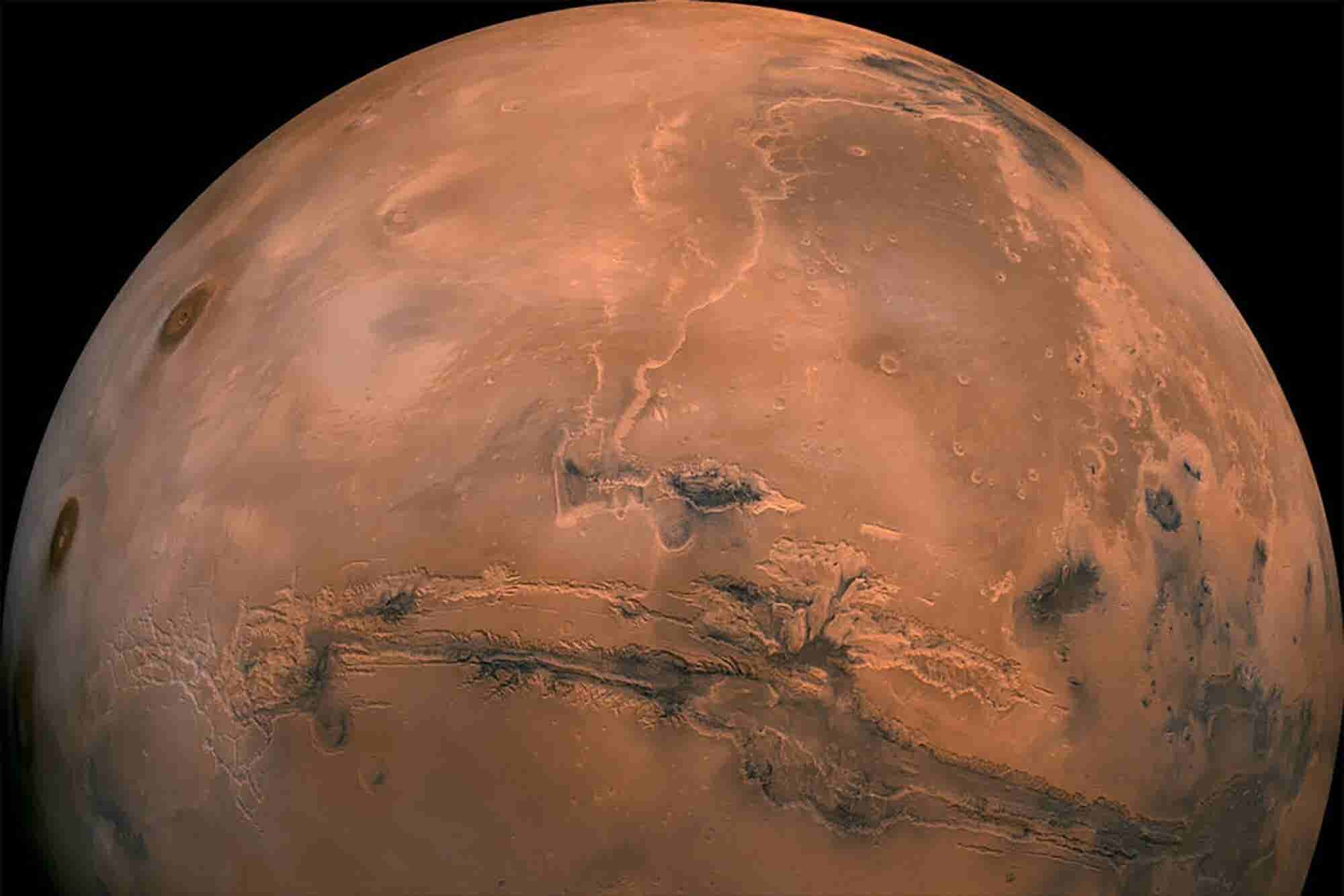 NASA Wants Your Ideas for Habitats on Mars