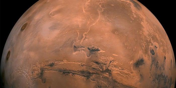 NASA Wants Your Ideas for Habitats on Mars