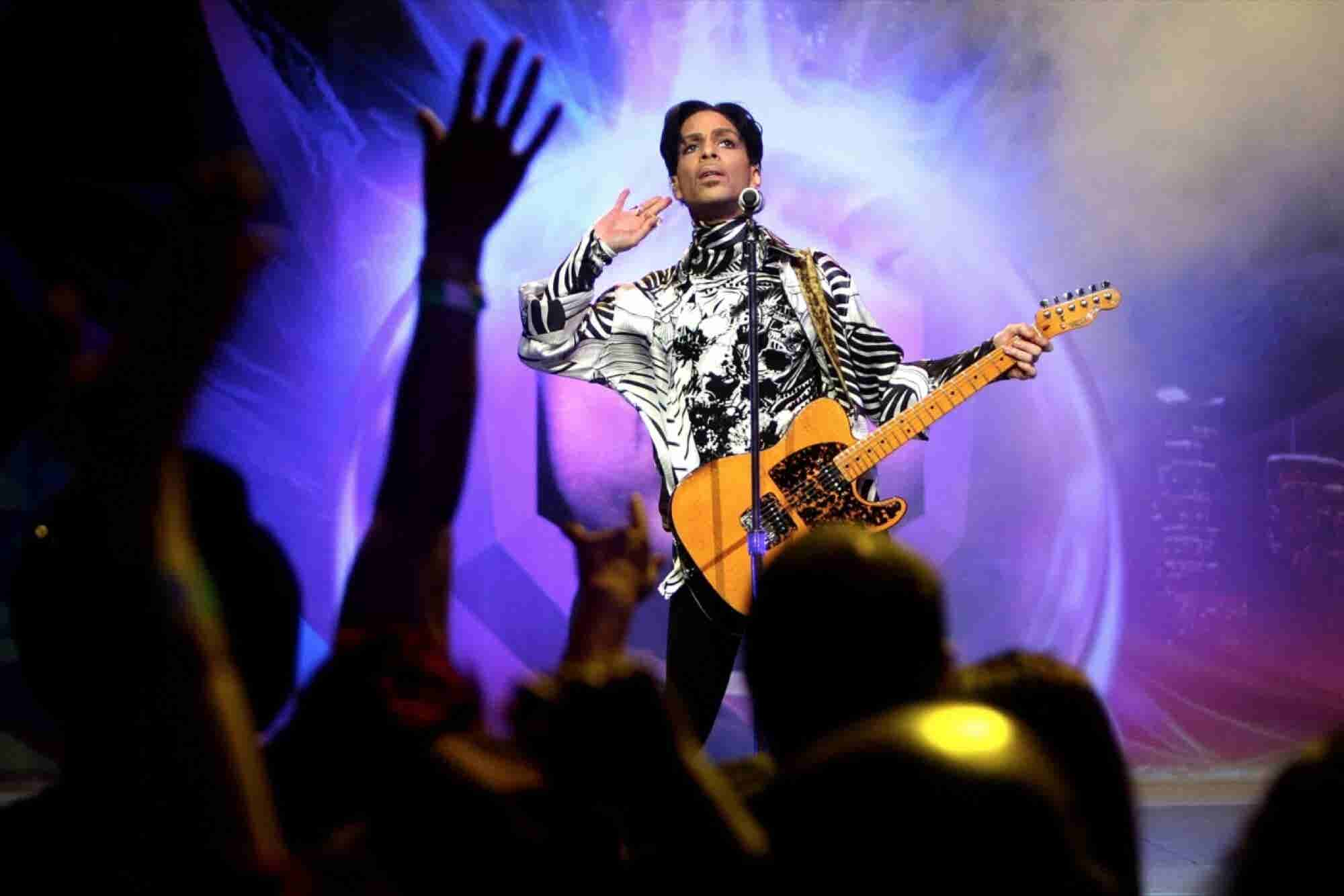 Remembering Prince: What The Purple One Can Teach You About Creativity