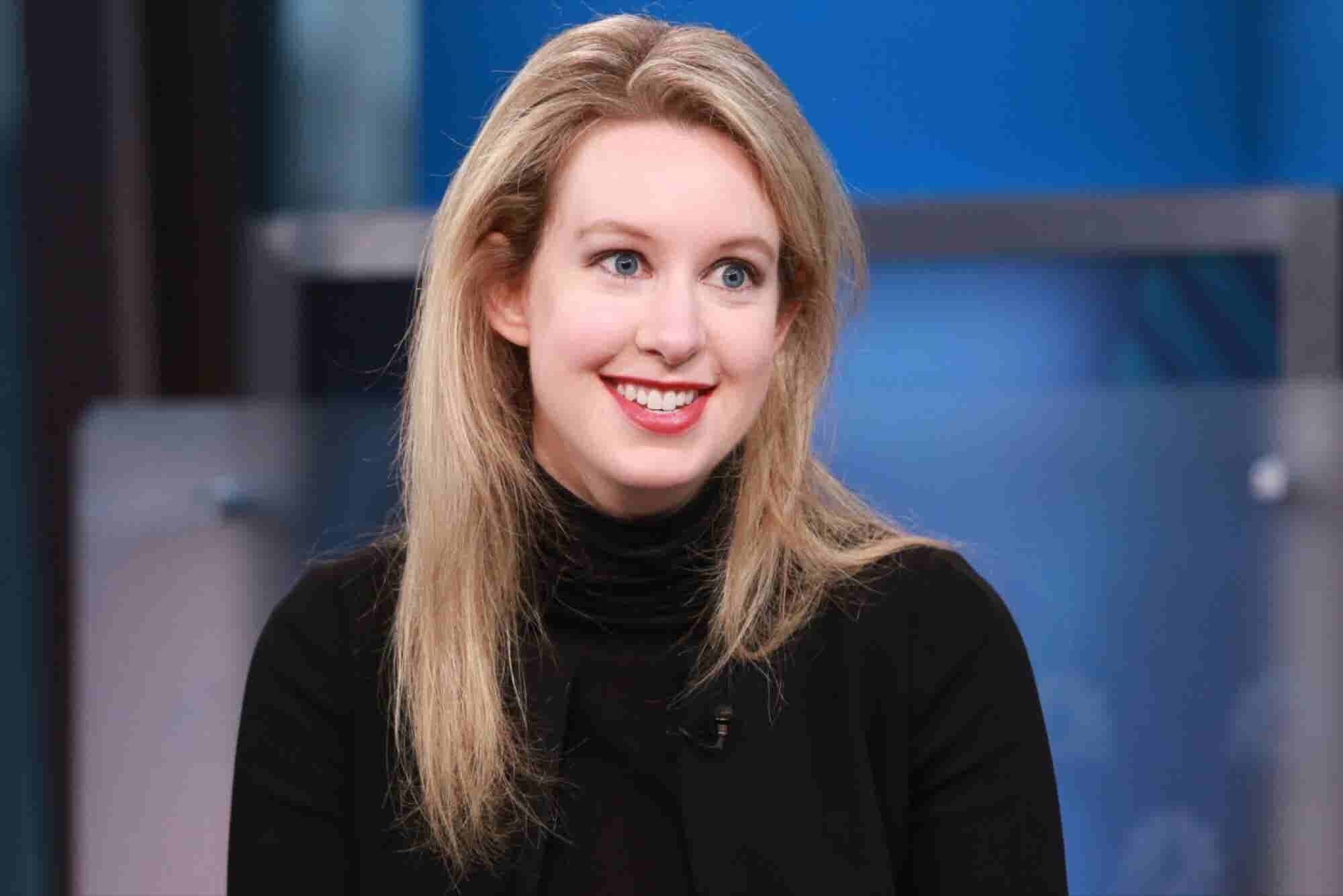 Why Theranos CEO Elizabeth Holmes Should Be Banned