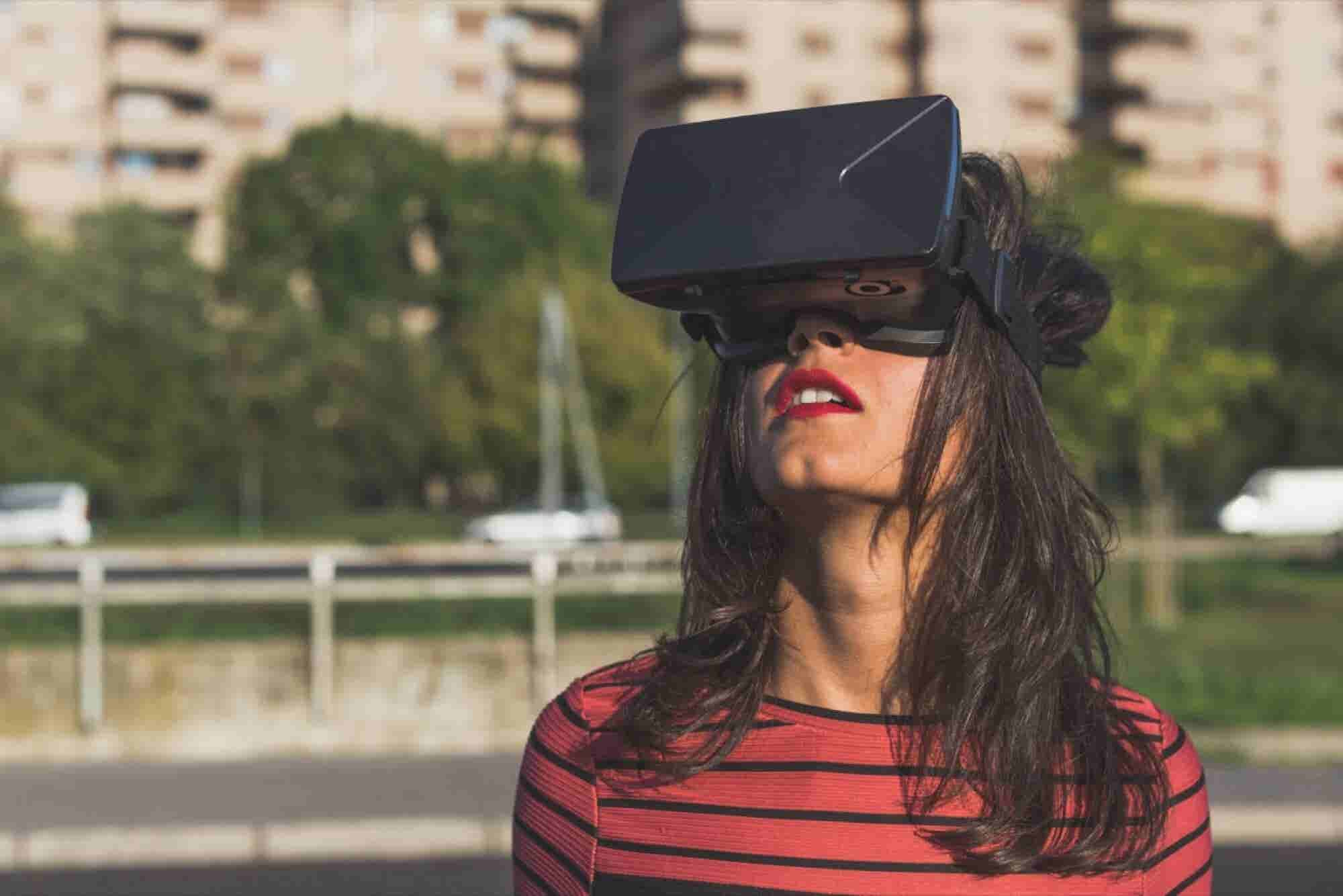 Four Ways You're Probably Addicted to Virtual Reality Already
