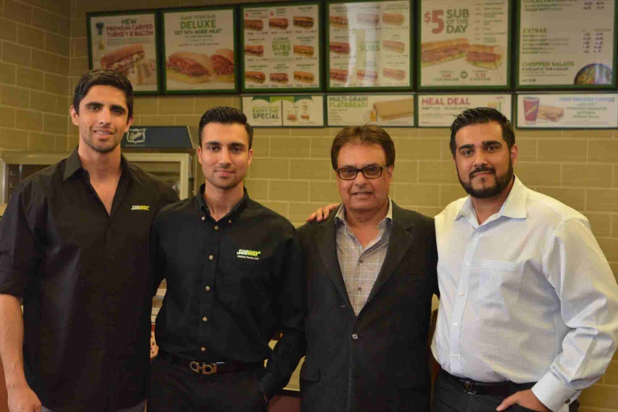The Grewal Family Franchises Together and Thrives Together