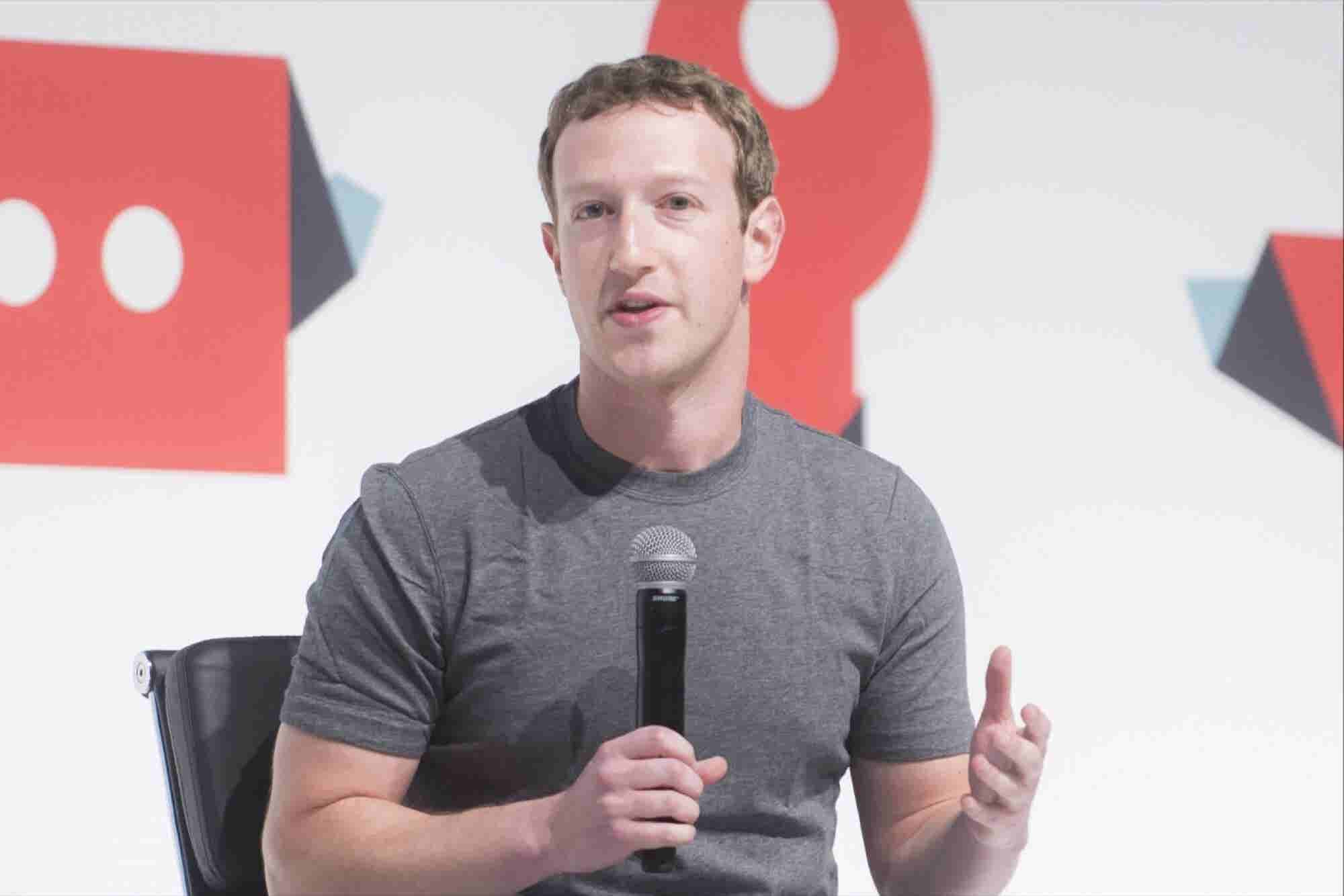 4 Things We Learned From Mark Zuckerberg's Monday Live Talk