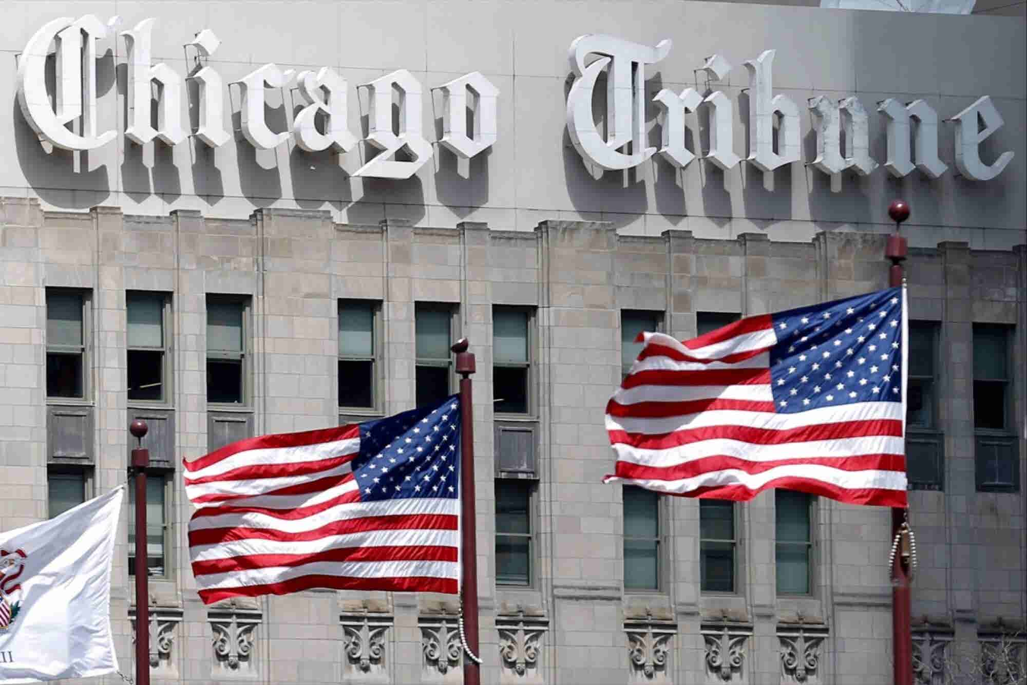 'USA Today' Publisher Gannett Makes Unsolicited Bid for Tribune