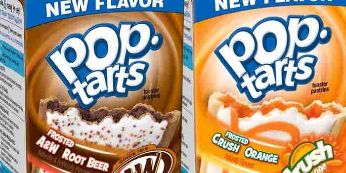 Yum? Kellogg Will Soon Release Soda-Flavored Pop-Tarts.
