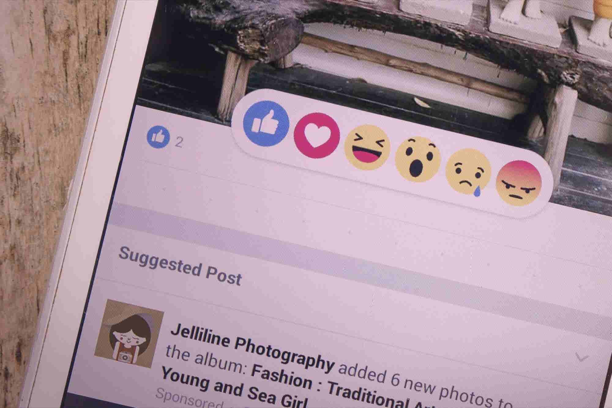 Your Facebook Likes Can Tell Advertisers If You're an Introvert or Ext...