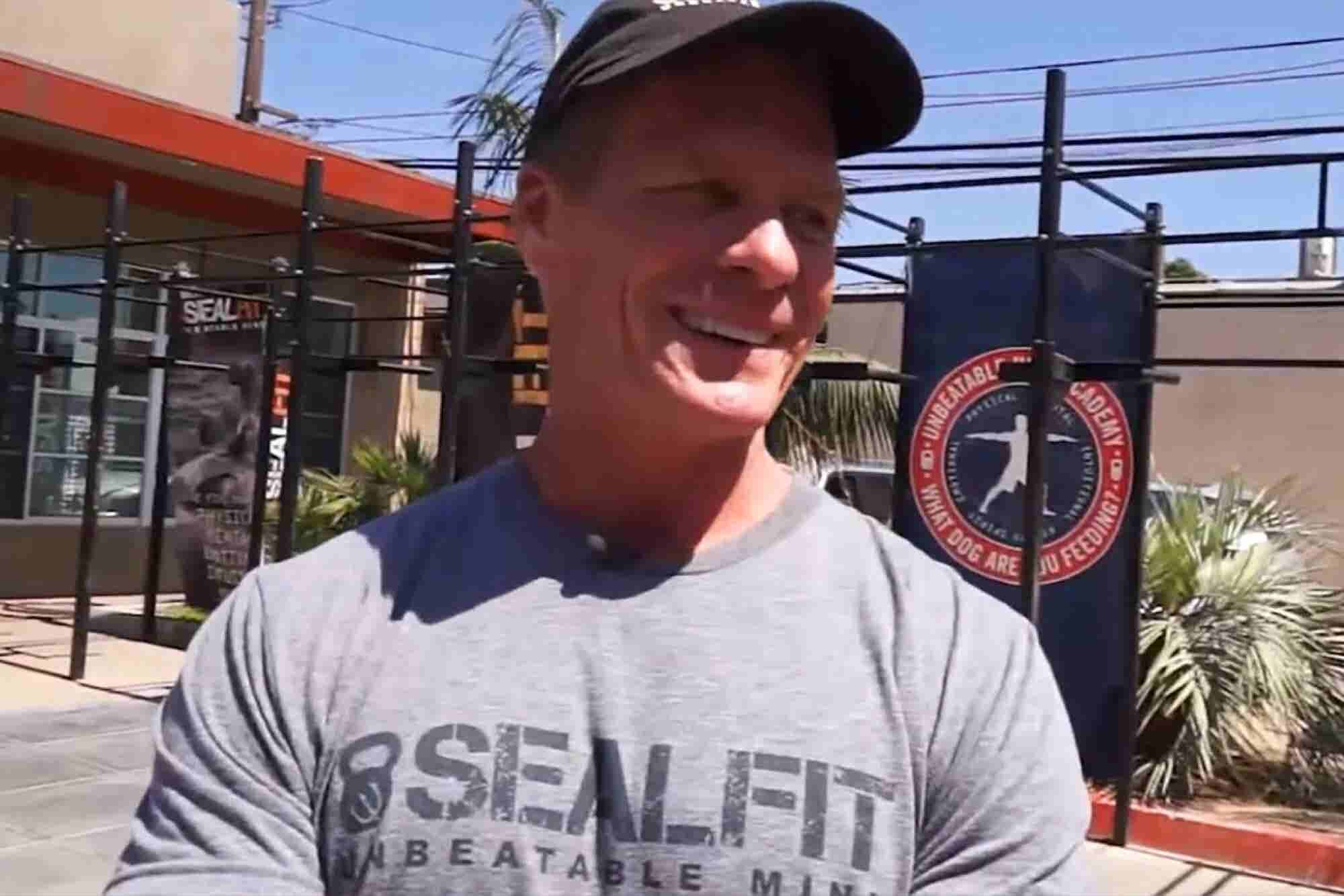 Mark Divine Will Make You As Fit As a Navy Seal, Physically and Mental...