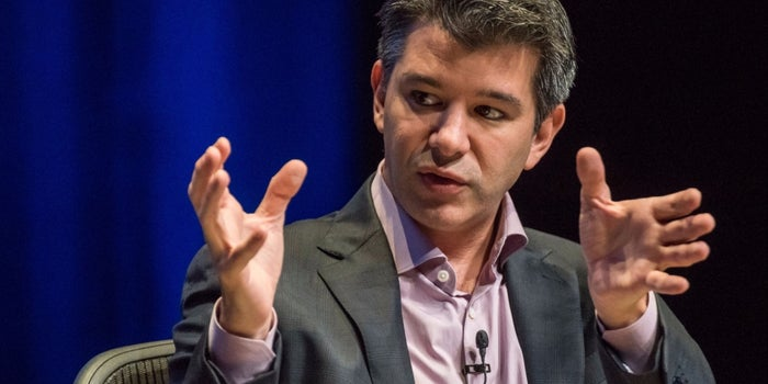Uber CEO Travis Kalanick Responds to Critics Who Want IPO