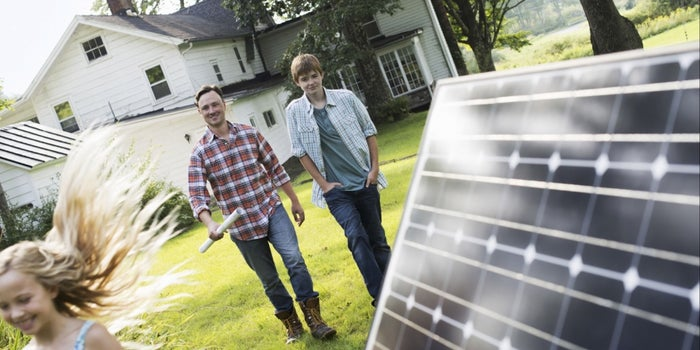 Former Crowdfunding Site Turned Solar-Loans Provider Mosaic Raises $200 Million
