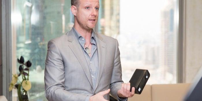 Wireless Communication Using Light: Zero.1 Launches LiFi Technology In The UAE