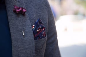 Accessorizing The Executive Wardrobe: Pocket Squares