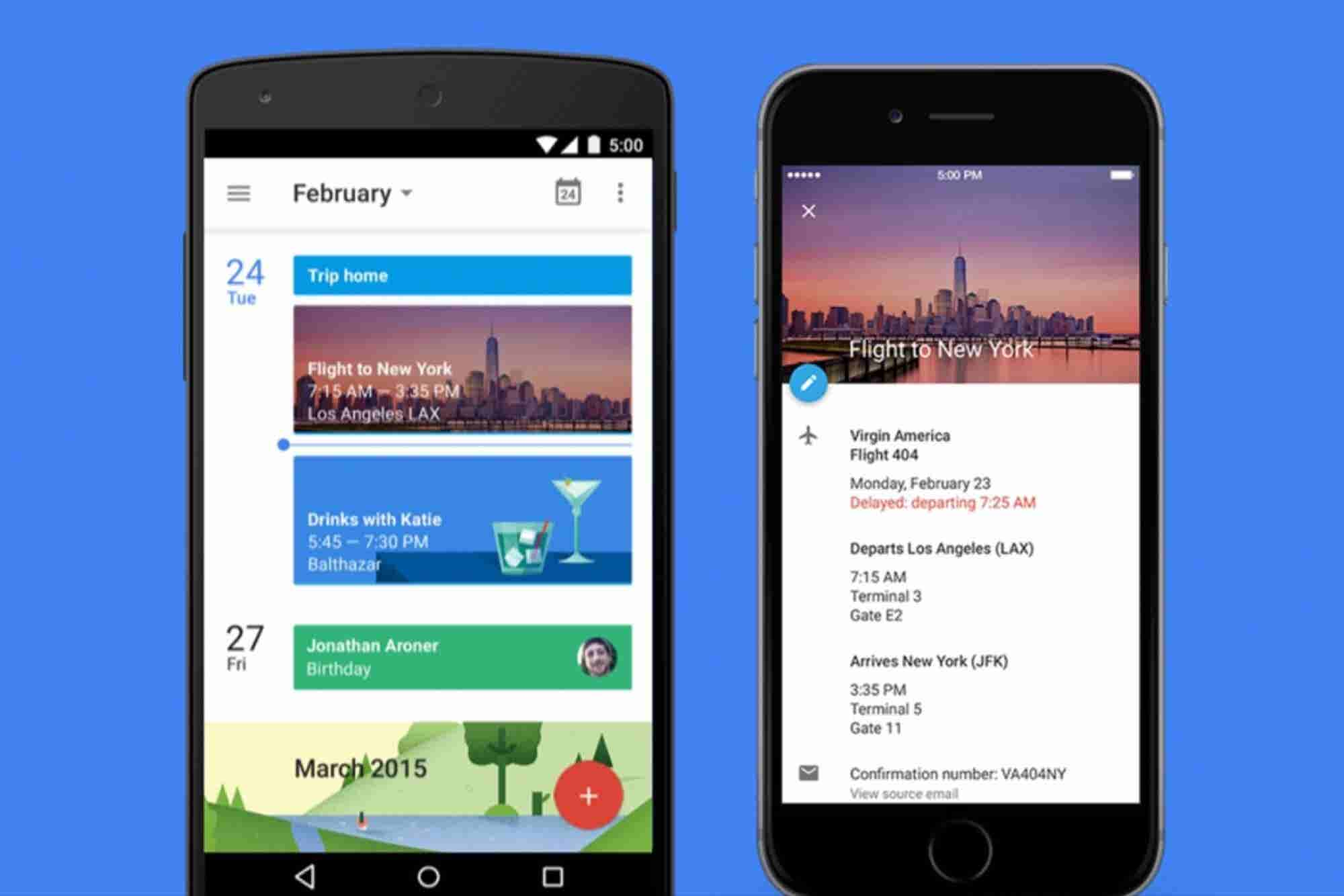 Google Calendar for Android Helps You 'Find a Time' for Meetings