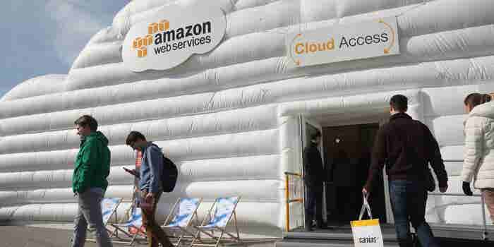 Amazon Profit Crushes Estimates as Cloud-Service Revenue Soars