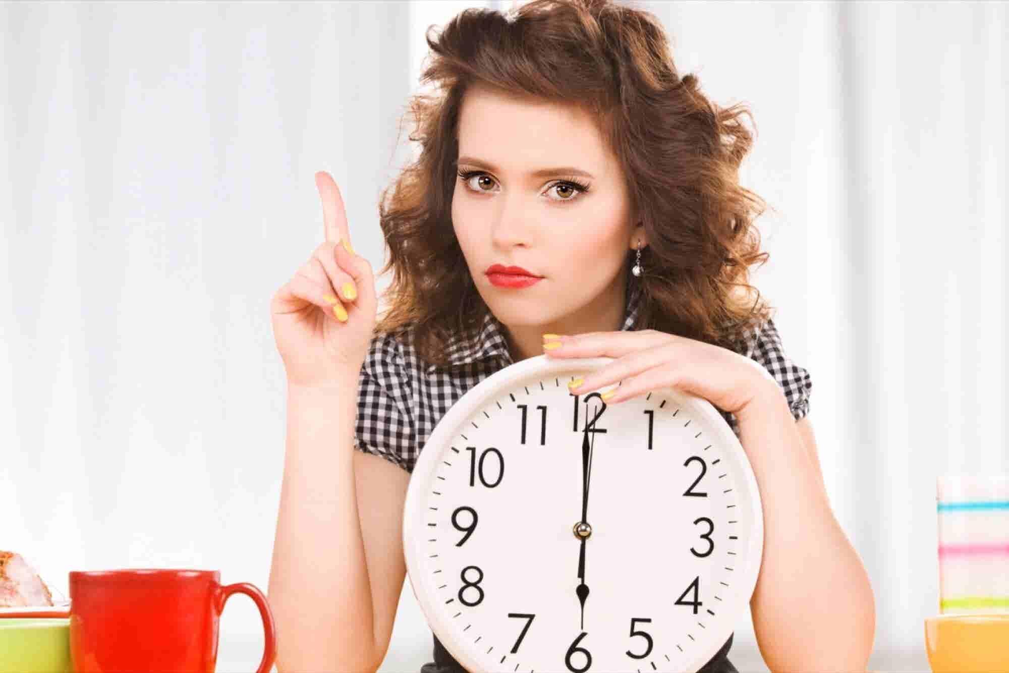 Sé eficiente… ¡cuídate de los ladrones de tu tiempo!
