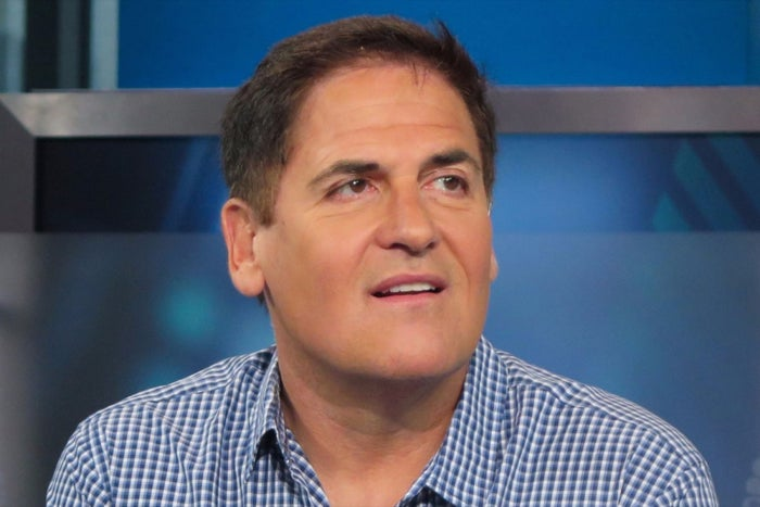 Mark Cuban: Business Is the Ultimate Sport