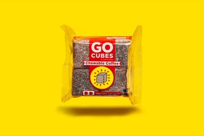 We Got Buzzed Up With These Caffeinated Gummy Cubes. Here's What We Th...