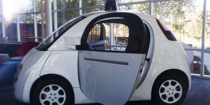 Google, Fiat Chrysler Reportedly Working on Self-Driving Car Deal
