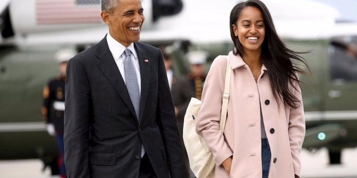 Malia Obama Will Take a Gap Year, Then Head to Harvard