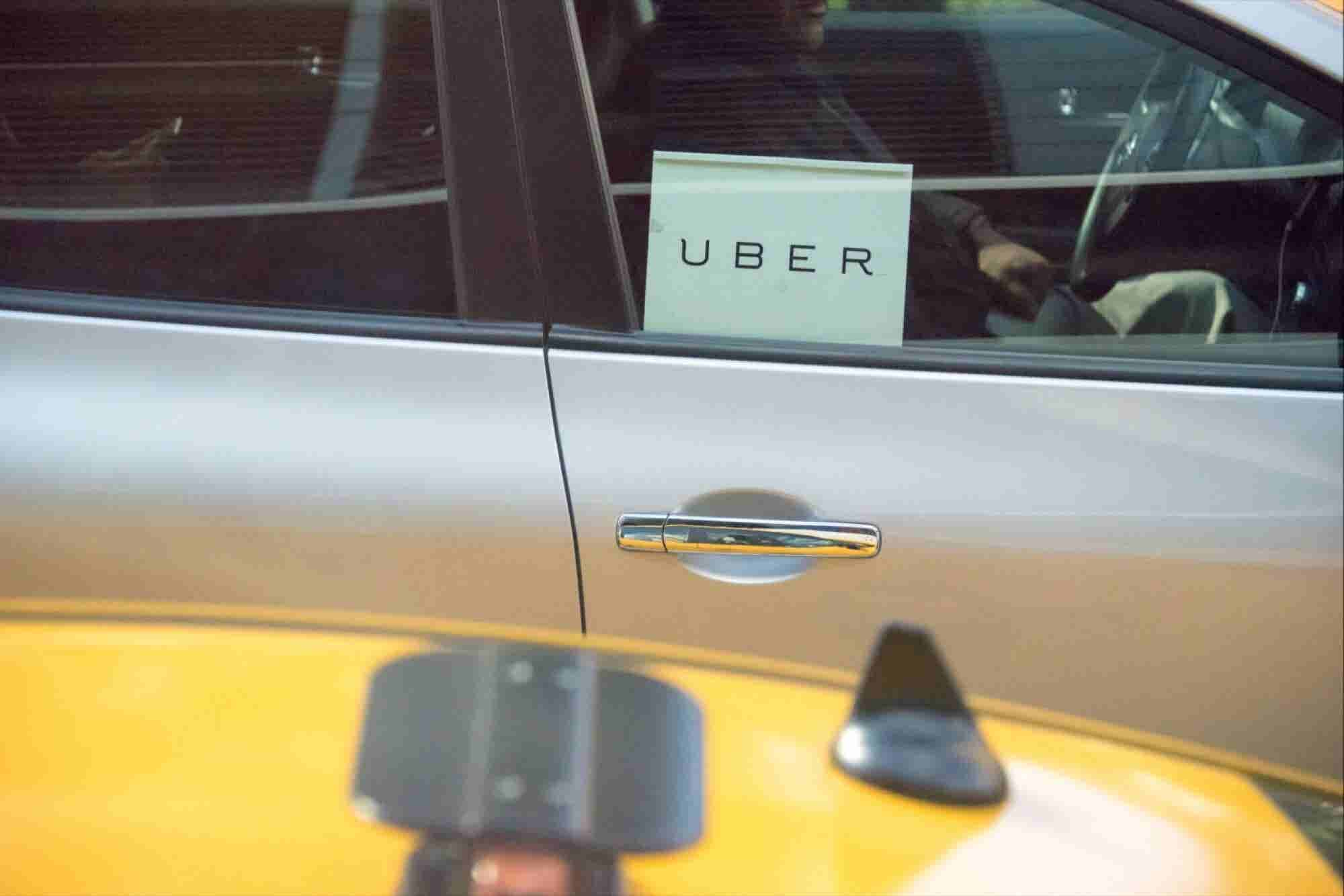 New York's Uber Drivers Form Labor Association